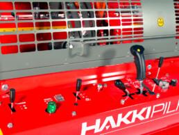 Ovládání Štípacího procesoru Hakki Pilke 43 Pro
