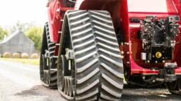 Pásy soucy tracks na traktoru Quadrack