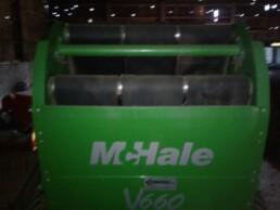 Svinovací lis McHale V660